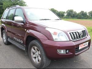 Toyota Land Cruiser Prado VX AT ( Petrol ) (2005)