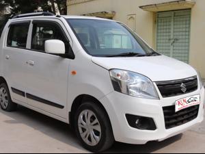 Maruti Suzuki Wagon R 1.0 VXi (2015)