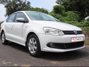 Volkswagen Vento 1.6L MT Trendline Petrol (2010)