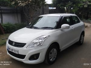 Maruti Suzuki Swift Dzire VDi (2013) in Nashik