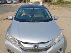 Honda City VX(O) 1.5L i-DTEC Sunroof (2015)