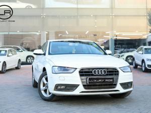 Audi A4 2.0 TDI Multitronic Premium (2012)