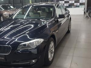 BMW 5 Series 520d Sedan Luxury (2013)