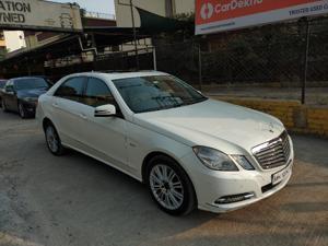 Mercedes Benz E Class E250 CDI BlueEfficiency (2011) in Pune