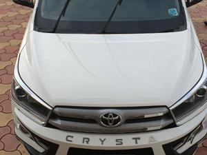 Toyota Innova Crysta 2.4 ZX 7 STR (2019) in Pune