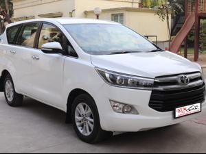Toyota Innova Crysta 2.4 VX 7 Str (2016) in Ahmedabad