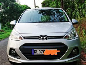 Hyundai Grand i10 Magna 1.2 VTVT Kappa Petrol (2016) in Thrissur