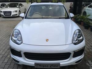 Porsche Cayenne Diesel (2015)