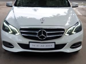 Mercedes Benz E Class E 250 CDI Edition E (2016) in Coimbatore