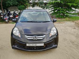 Honda Amaze SX MT Diesel (2014)