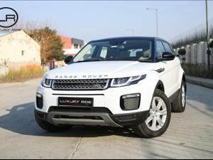 Land Rover Range Rover Evoque SE Dynamic (2018)