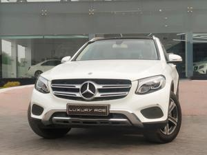 Mercedes Benz GLC 220 d Sport (2018) in Moga