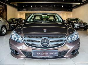 Mercedes Benz E Class E250 CDI Avantgarde (2013) in Moga