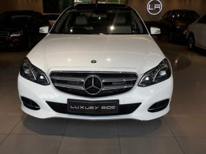 Mercedes Benz E Class E250 CDI Avantgarde (2015) in Moga