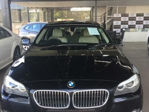 BMW 5 Series 520d Sedan Luxury (2013)