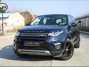Land Rover Discovery Sport HSE Petrol 5-Seater (2016)