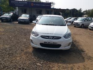 Hyundai Verna Fluidic 1.6 CRDI SX (2012) in Aurangabad