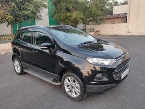 Ford EcoSport 1.5 TDCi Titanium(O) MT Diesel (2013) in Faridabad