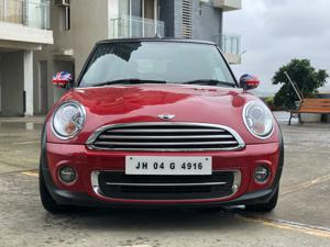 Mini Cooper 1.6 (2013) in Mumbai