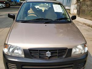 Maruti Suzuki Alto LXi BS III (2011)