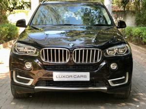 BMW X5 xDrive30d Pure Experience (5 Seater) (2017) in Satara