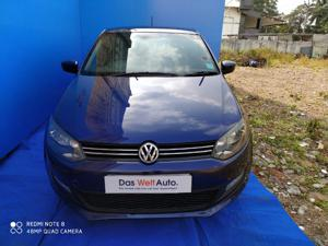 Volkswagen Polo Highline1.2L (D) (2013) in Coimbatore