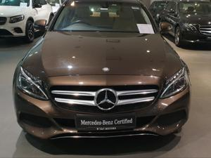 Mercedes Benz C Class 220 CDI Avantgarde (2015) in Jaipur