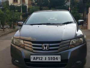 Honda City 1.5 V MT (2009) in Hyderabad