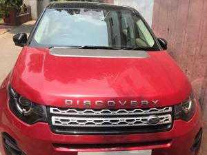 Land Rover Discovery 3.0 Diesel HSE (2018)