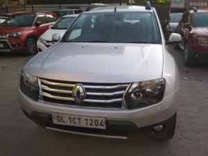 Renault Duster RxZ Diesel 110PS Option Pack with Nav (2015)