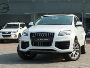 Audi Q7 35 TDI Technology Pack + Sunroof (2014)