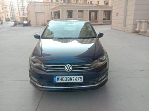 Volkswagen Vento 1.5 TDI Highline AT (2015) in Thane