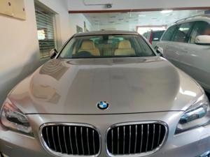 BMW 7 Series 730Ld Sedan (2015)