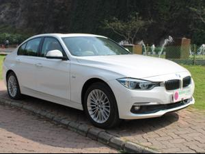 BMW 3 Series 320d Luxury Line Sedan (2017) in Mumbai