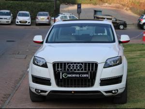 Audi Q7 35 TDI Premium + Sunroof (2015)
