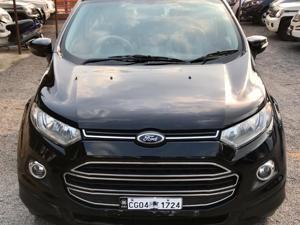 Ford EcoSport 1.0 Eco Boost Titanium (MT) Petrol (2014) in Durg