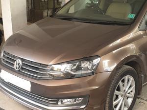 Volkswagen Vento 1.5L TDI Highline Plus AT Diesel (2017) in Hyderabad