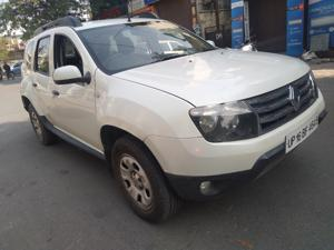 Renault Duster 110 PS RXL 4X2 MT (2016)