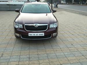 Skoda Superb 2.0 TDI CR AT Elegance (2012) in Aurangabad
