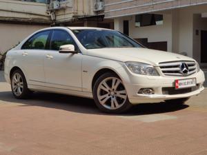 Mercedes Benz C Class 200 CGI Avantgarde (2010)