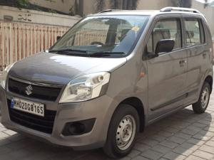Maruti Suzuki Wagon R 1.0 MC LXI CNG (2014) in Thane