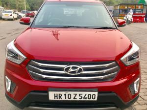 Hyundai Creta SX Plus 1.6 CRDI Dual Tone (2015) in New Delhi