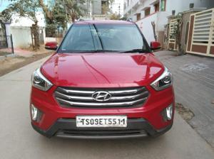 Hyundai Creta SX 1.6 CRDI VGT (2017)