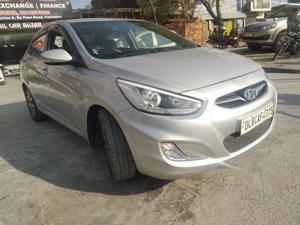 Hyundai Verna Fluidic CRDi 1.6 EX AT (2014) in Ballabgarh