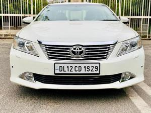 Toyota Camry 2.5L Automatic (2014)