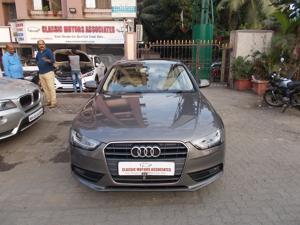 Audi A4 2.0 TDI Multitronic Premium (2014) in Mumbai
