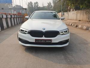 BMW 5 Series 520d Sport Line (2017)