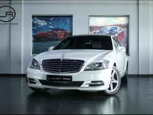 Mercedes Benz S Class 350 CDI Long Blue EFFICIENCY (2013) in Lucknow