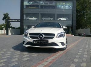 Mercedes Benz CLA Class 200 CDI Sport (2017) in Lucknow