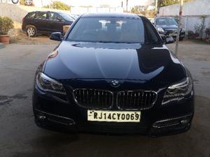 BMW 5 Series 525d Sedan Luxury Plus (2014) in Udaipur